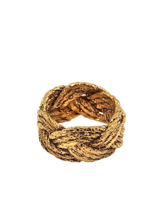 Aurelie Bidermann | Metallic Miki Ring | Lyst