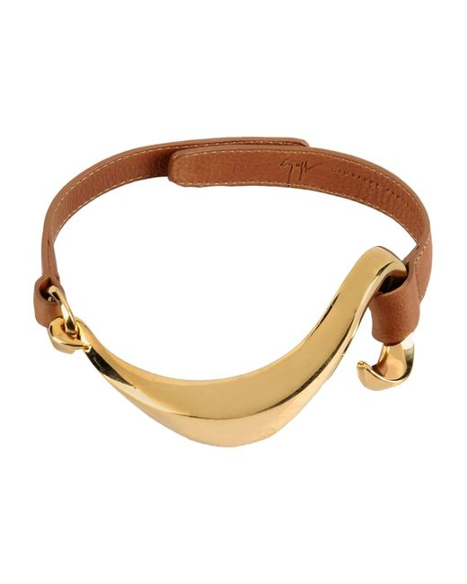 Giuseppe Zanotti | Brown Bracelet | Lyst