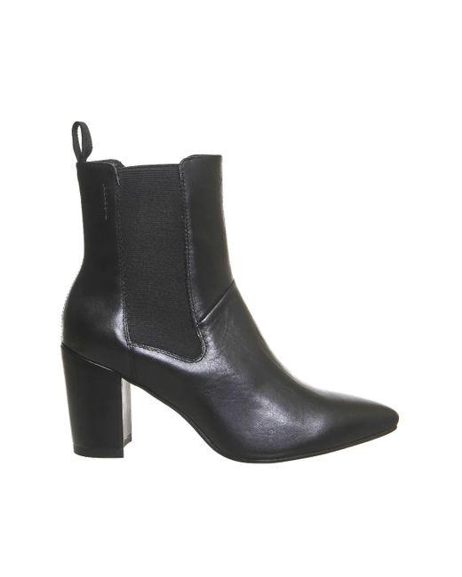 vagabond saida chelsea boots in black save 35 lyst. Black Bedroom Furniture Sets. Home Design Ideas