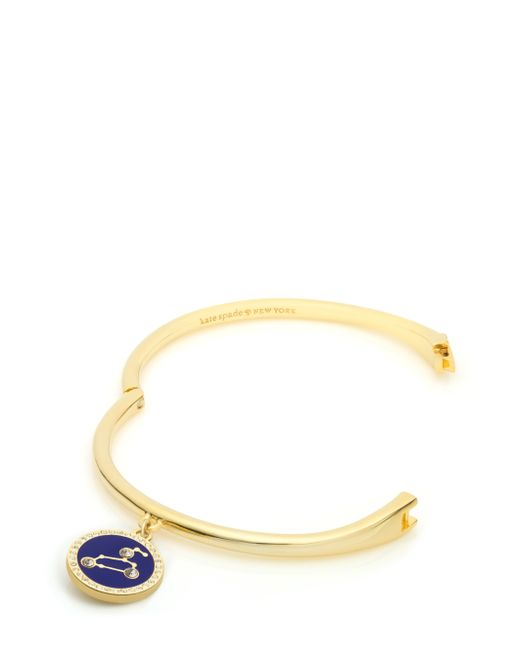 Kate Spade | Multicolor In The Stars Leo Bangle | Lyst