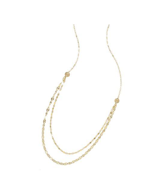 Lana Jewelry | Metallic Glam Blush Necklace | Lyst