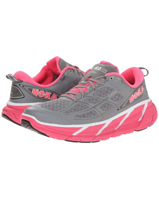 Hoka One One | Pink Clifton 2 | Lyst