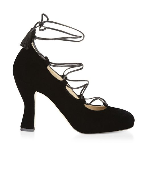 Hobbs | Black Alice Shoe | Lyst