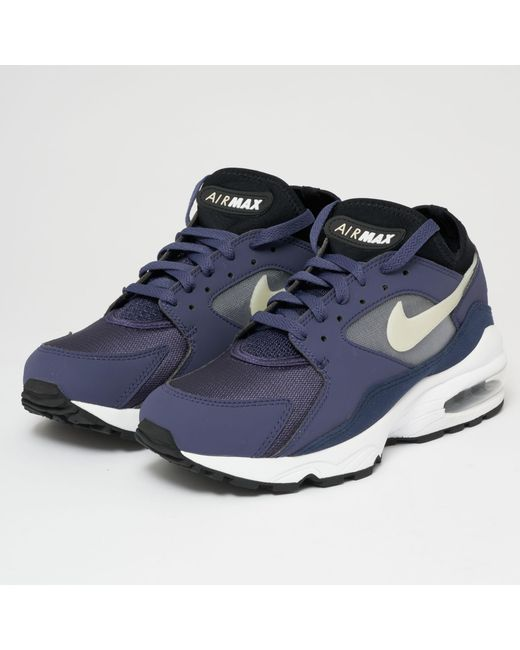 fbdc3f5348d835 Lyst - Nike Air Max 93 in Blue for Men - Save 29%