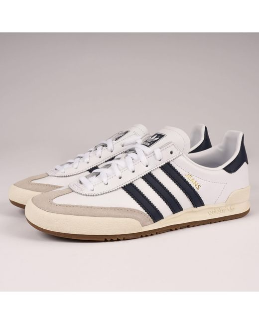 b433e9716931 Adidas Originals - Blue Jeans for Men - Lyst ...