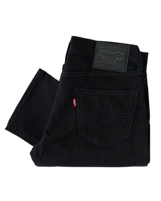 Levi's - Levis 511 Black Slim Fit Jeans 04511-0966 for Men - Lyst