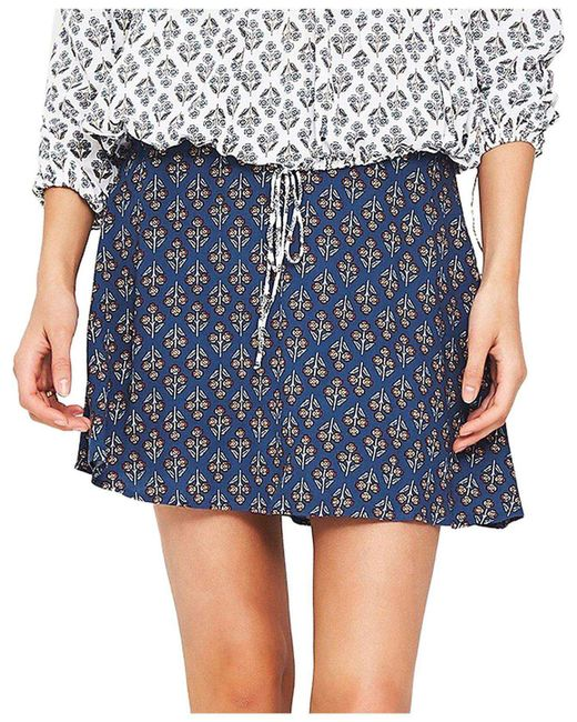 Tigerlily | Blue Dharma Skirt | Lyst