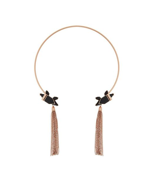 Samantha Wills   Metallic Heart Wonder Collar Necklace   Lyst