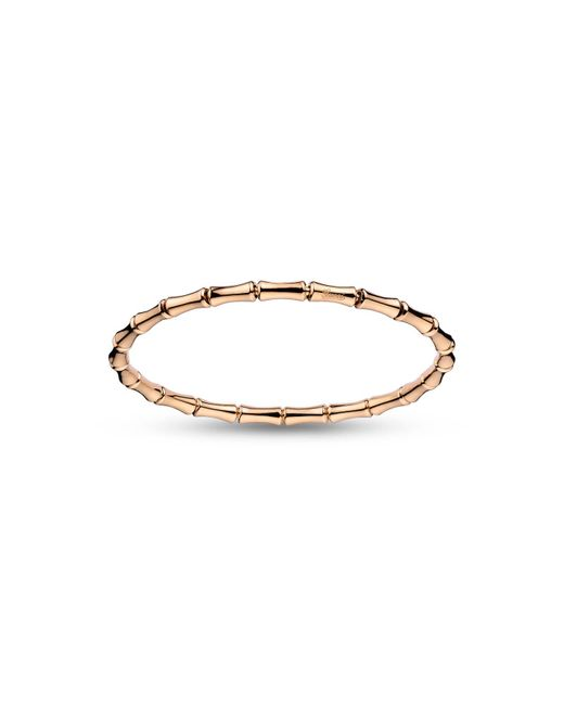 Gucci | Metallic Bamboo Collection Bracelet | Lyst