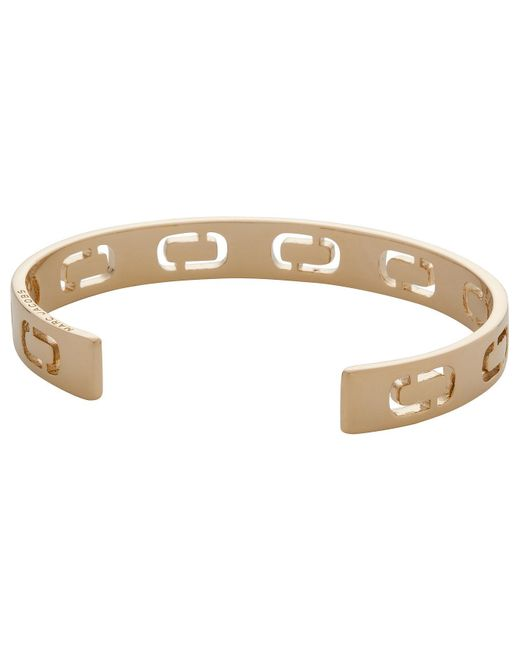 Marc By Marc Jacobs | Metallic Icon Cuff | Lyst