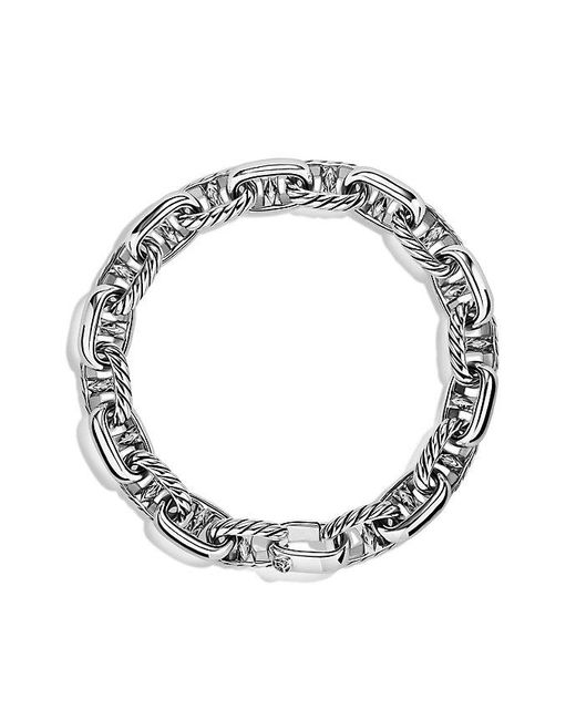 David Yurman | Metallic Maritime Anchor Link Bracelet | Lyst