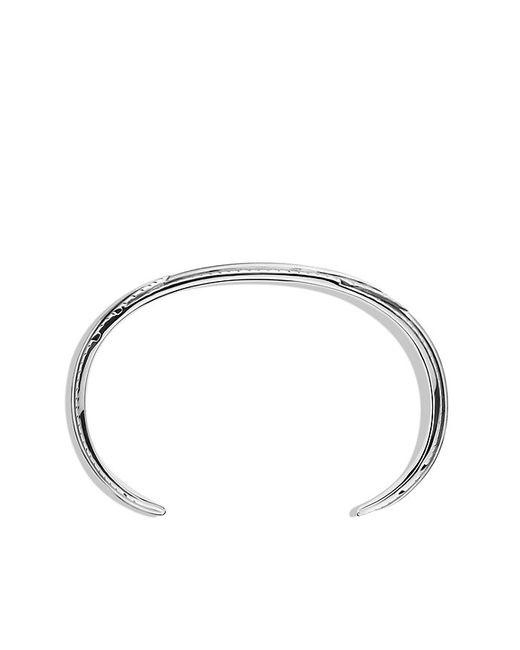 David Yurman | Metallic Frontier Feather Wrap Cuff Bracelet for Men | Lyst