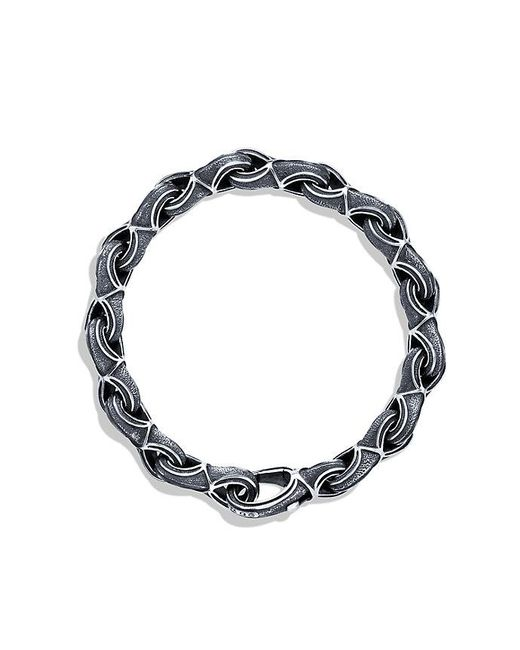 David Yurman | Metallic Armory Figure-eight Link Bracelet, 9.5mm for Men | Lyst