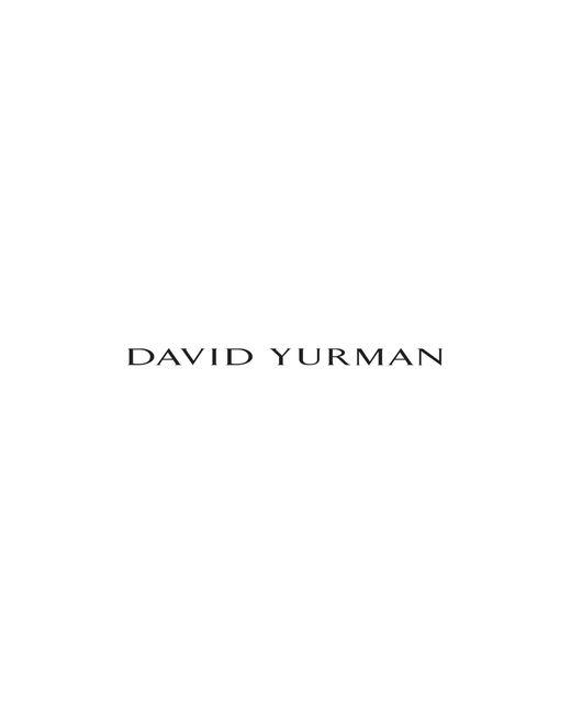 David Yurman - Metallic Armory Band In Platinum, 8mm for Men - Lyst