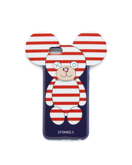 iphoria sailor teddy iphone 6 6s case in red red white blue lyst. Black Bedroom Furniture Sets. Home Design Ideas