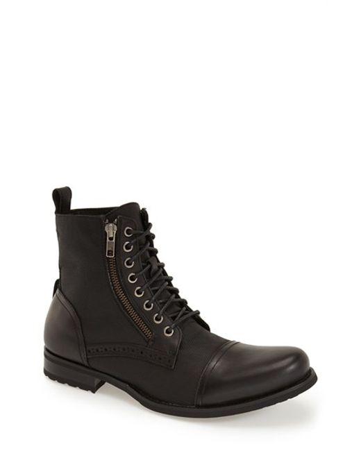 Joe's Jeans | Black 'steve' Boot for Men | Lyst