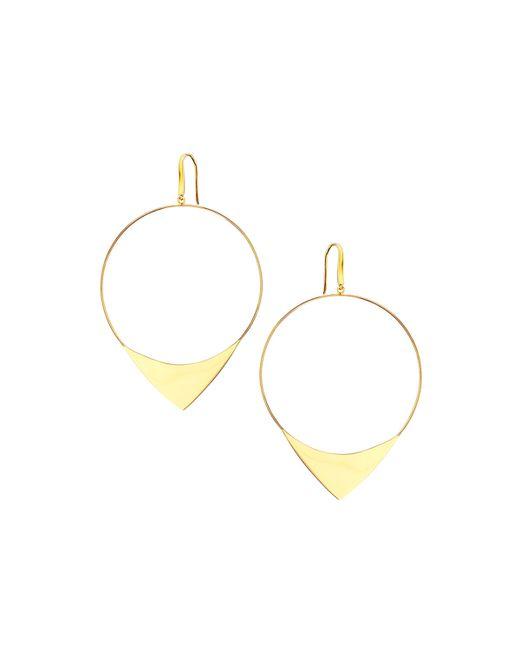 Lana Jewelry   Metallic 14k Large Elite Hoop Earrings   Lyst