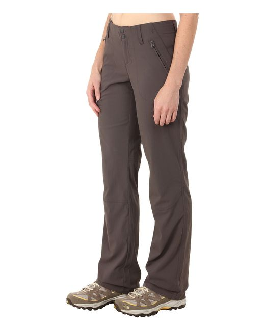 Merrell Belay Pant in Brown