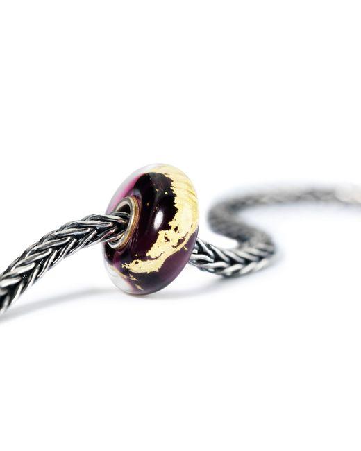 Trollbeads | New Beginnings Purple Bracelet | Lyst