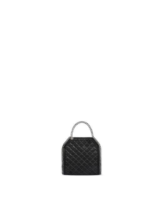 52bbecb35d Stella Mccartney Tiny Falabella Quilted. Stella mccartney Small Falabella  Quilted Envelope Shoulder Bag in Black