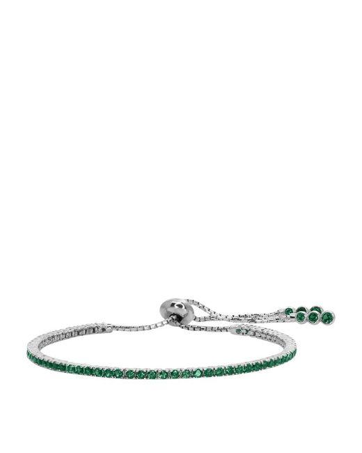 Carat* | Green Lexi Millennium Bracelet | Lyst