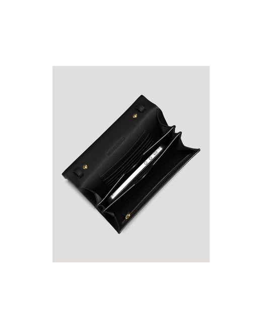 MICHAEL Michael Kors | Black Large Jet Set Phone Crossbody | Lyst