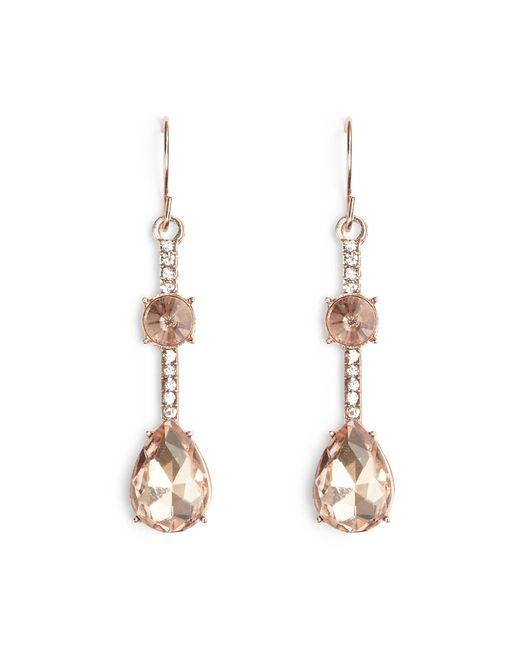 Phase Eight - Natural Alannah Teardrop Stud Earrings - Lyst
