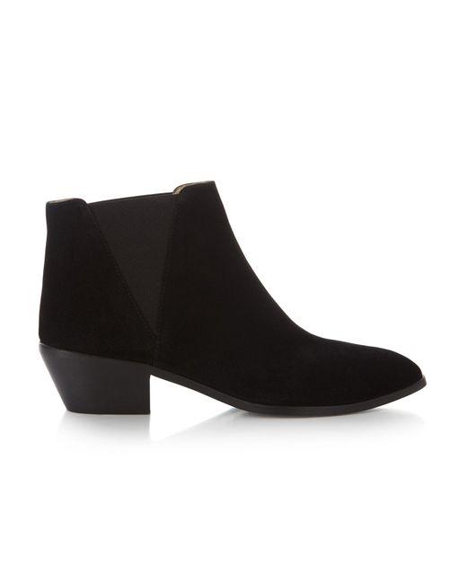 Hobbs - Black 'linden' Boots - Lyst