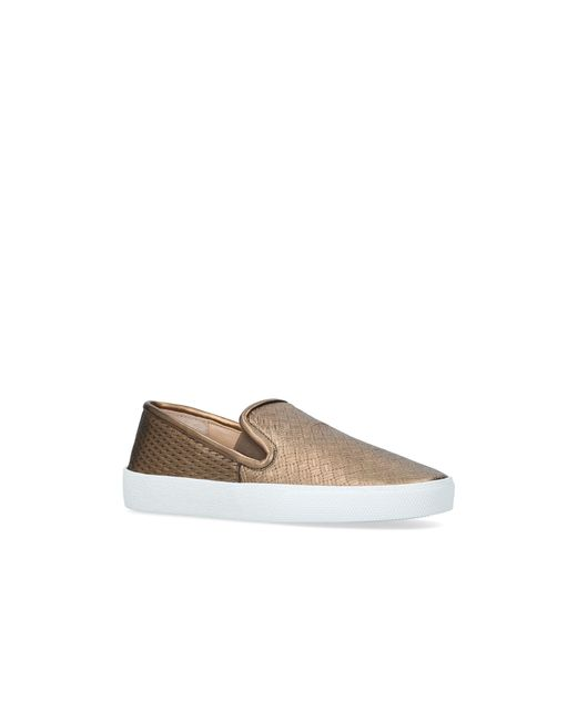 Vince Camuto - Metallic 'cariana' Slip On Sneakers - Lyst