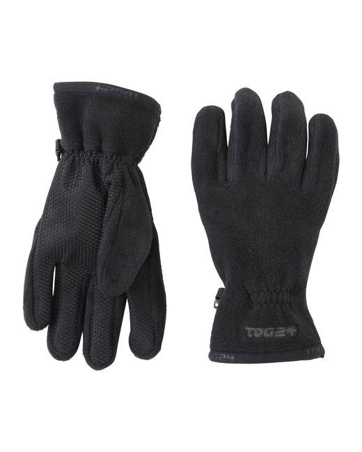 Tog 24 - Black Beta Polartec 200 Gloves for Men - Lyst
