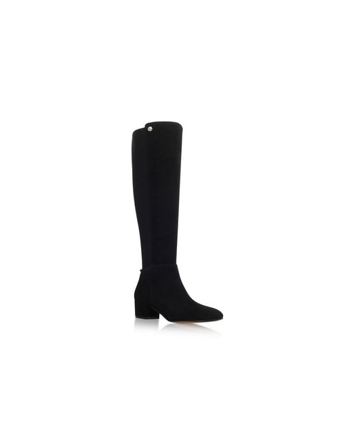 Vince Camuto - Black 'lattey' High Heel Knee Boots - Lyst