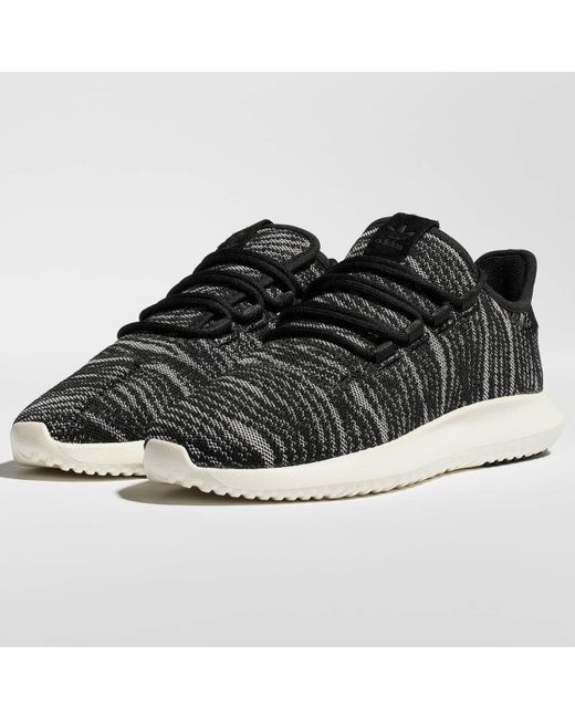 more photos 35847 2ae66 ... hot products 7014f 38d1c Adidas Originals - Black Wo Sneakers Tubular  Shadow - Lyst . ...