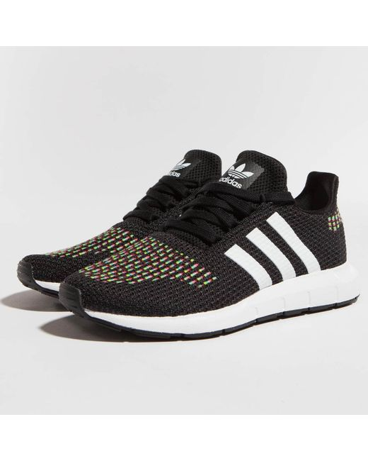 Lyst Adidas Originali Wo Scarpe Swift Run In Nero