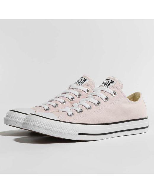 0fd6ac513e15 Converse - Multicolor Wo Sneakers Chuck Taylor All Star Ox - Lyst ...