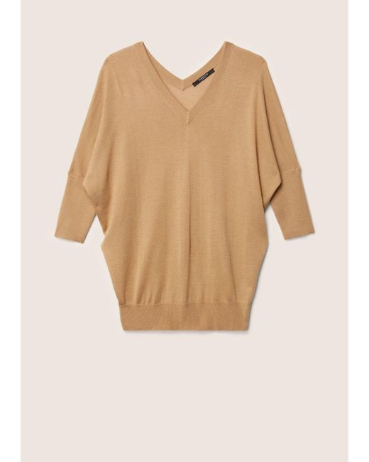 Derek Lam - Natural Batwing Sweater - Lyst
