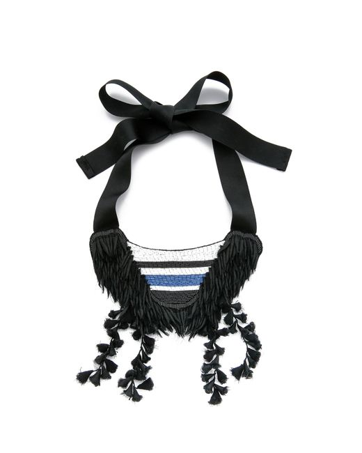 Creatures of the Wind | Black 'alum' Necklace | Lyst