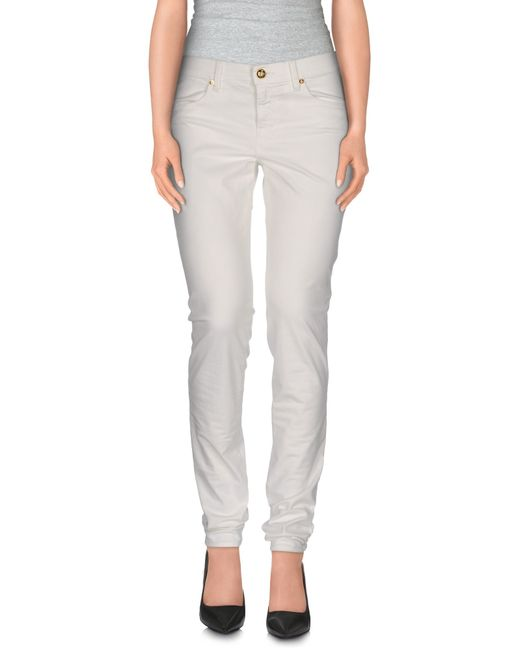 Emilio Pucci | White Casual Pants | Lyst