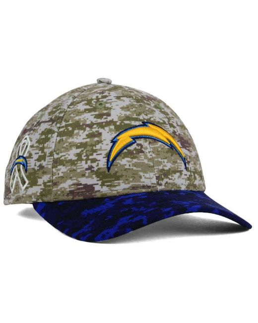 San Diego Chargers Car Accessories: New Era Women's San Diego Chargers Salute To Service