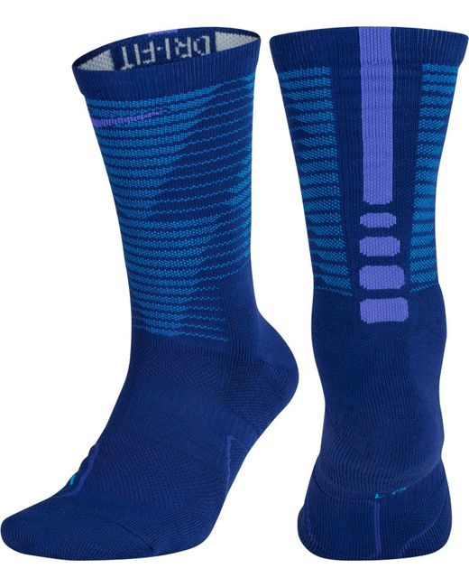 Nike - Blue Elite 1.5 4th Of July Crew Socks for Men - Lyst