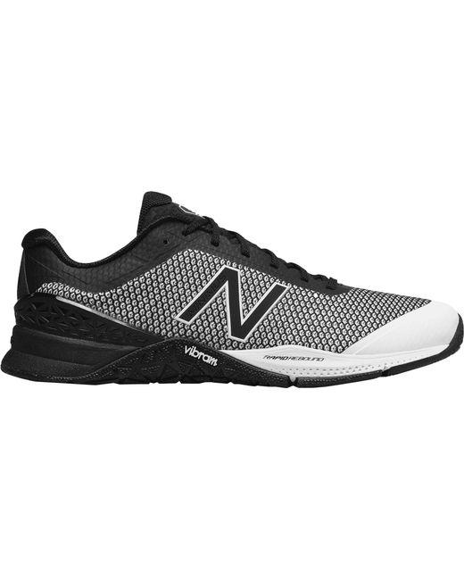 New Balance - White Minimus 40 Trainer for Men - Lyst