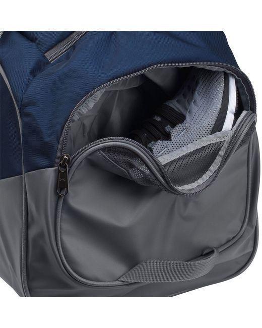 5c6a6ed102 ... Under Armour - Blue Undeniable 3.0 Medium Duffle Bag for Men - Lyst ...