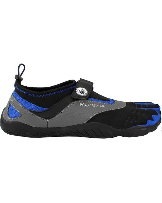 1824c7037f9a Body Glove - Black 3t Barefoot Max Water Shoes for Men - Lyst ...