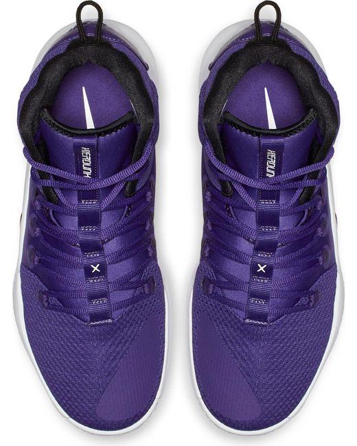 21c05409a232 ... Nike - Purple Hyperdunk X Mid Tb Basketball Shoes for Men - Lyst ...