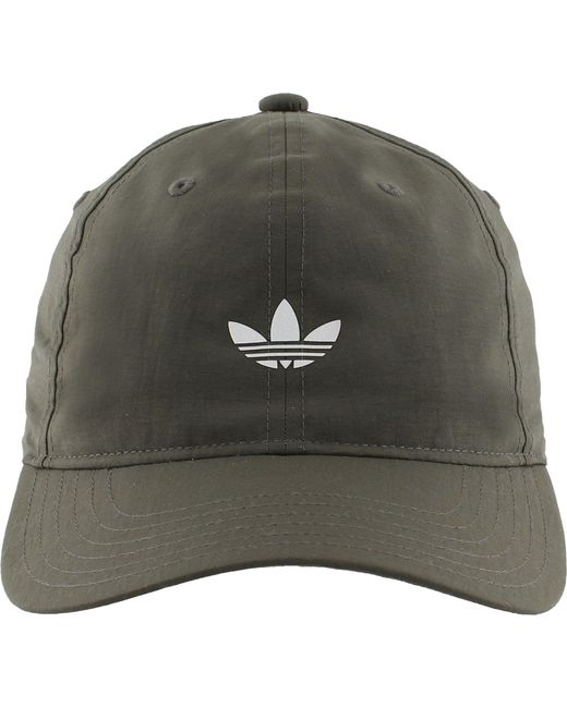 d70180fdc4a more photos fdec4 1ab3c lyst adidas originals relaxed modern cap ...