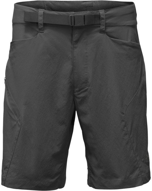 The North Face - Gray Straight Paramount 3.0 Shorts for Men - Lyst
