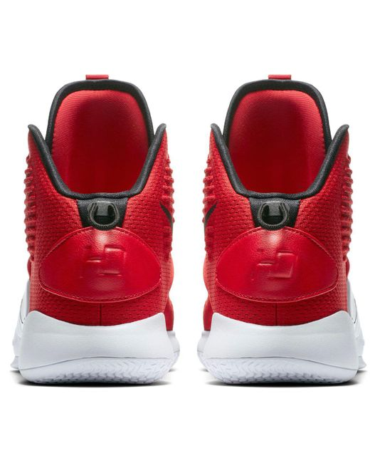 69ed57b37ee9 ... Nike - Red Hyperdunk X Mid Tb Basketball Shoes for Men - Lyst