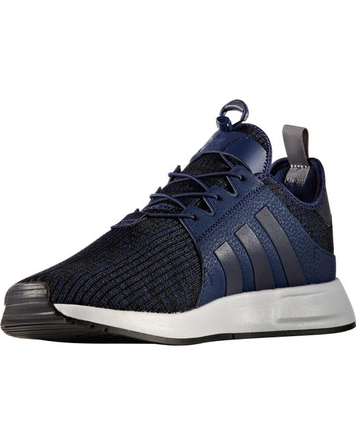 lyst adidas originali originali x a infrarossi scarpe blu per gli uomini.