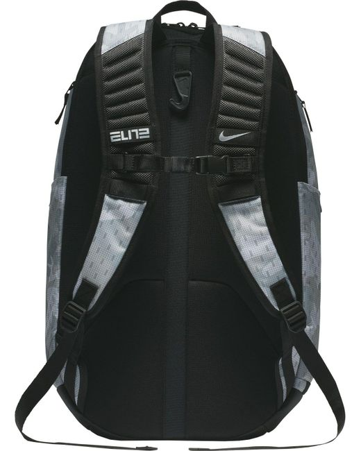 ... Nike - Gray Hoops Elite Pro Camo Basketball Backpack for Men - Lyst ... a3a9dcfc4c