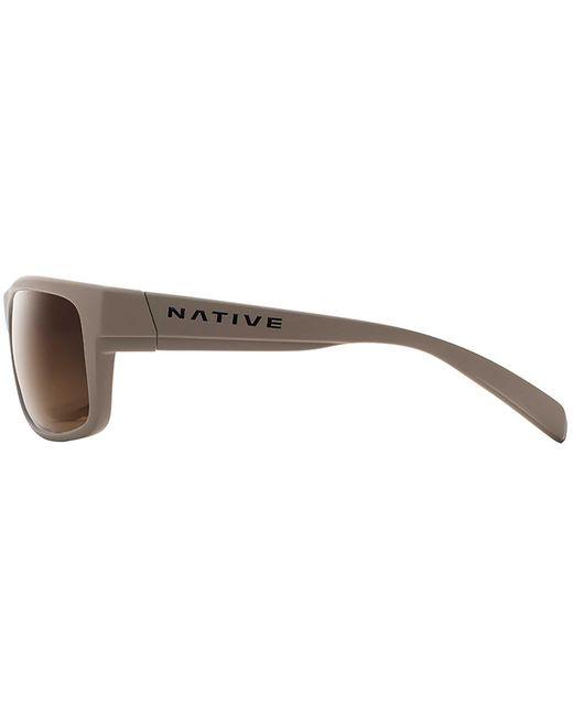 57859c6f2de ... Native Eyewear - Brown Ashdown Sunglasses for Men - Lyst ...
