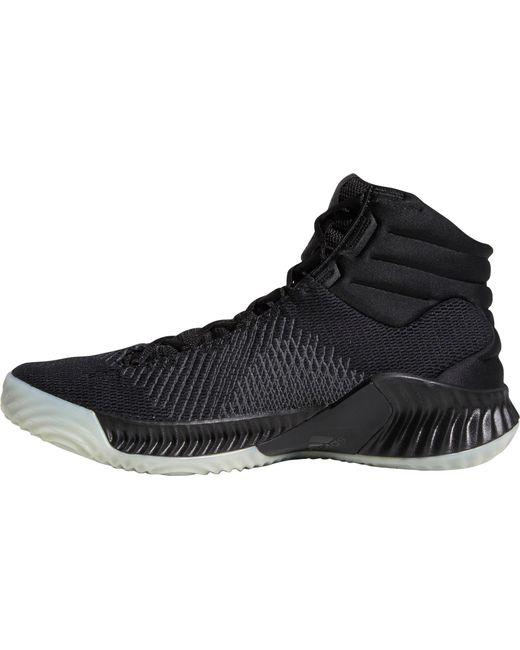 5bf3de703 ... Adidas - Black Pro Bounce 2018 Basketball Shoes for Men - Lyst ...